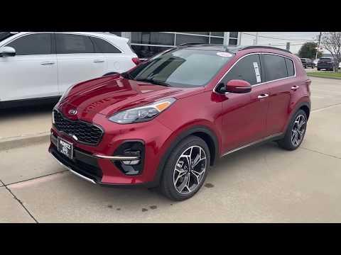 2020 Kia Sportage SX Review