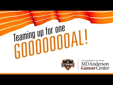 Announcement From MD Anderson And The Houston Dynamo