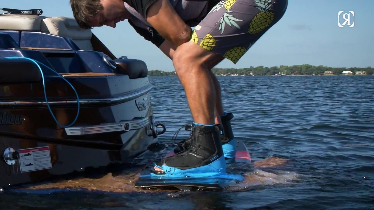 2018 Ronix District Boots