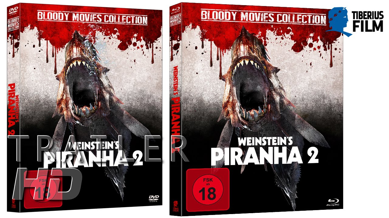 Piranha 2 (HD Trailer Deutsch)