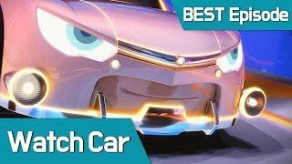 Power Battle Watch Car S1 Best Episode  2 (English Ver)