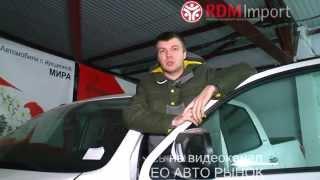 видео Toyota Corolla Matrix: описание, технические характеристики
