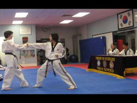 Conner Hansen is now Second Degree Black Belt