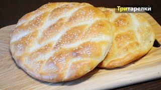 Съели сразу со сгущенкой Готовьте минимум 2 порции Румяные лепешки вместо хлеба