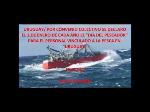 URUGUAY DIA DEL PESCADOR