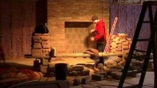 Brick & Stone Fireplace , Made In Toronto Ontario Canada  (part 1)