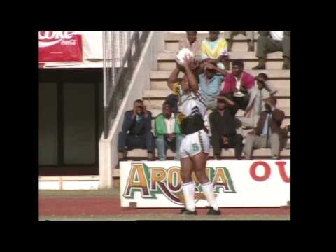 1992 African Nations qualifier in Harare: Zimbabwe 4 South A