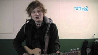 CBTV:UK - ED SHEERAN - WAKE ME UP (Acoustic)