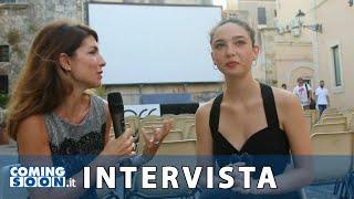 Ortigia Film Festival: Intervista esclusiva di Coming Soon a Matilda De Angelis | HD