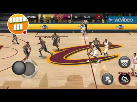 NBA live mobile ep:10 we just drilling