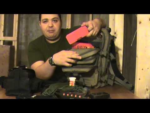 Maxpedition Falcon 2 & Thermite Pack Review