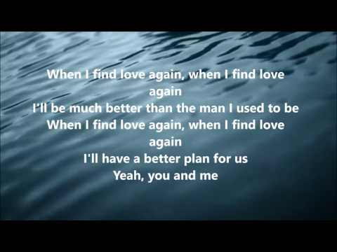 i find love again