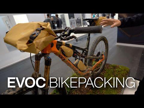 Evoc Bikepacking Mit Boa-Verschluss: Handle Bar Pack, Seat Pack Boa & Top Tube Pack