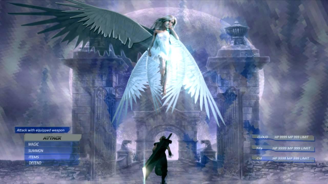 Final Fantasy VII Remake Final Boss Sephiroth YouTube