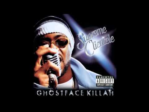 Ghostface Killah - Cherchez La Ghost feat. U-God & Madame Majestic (HD)
