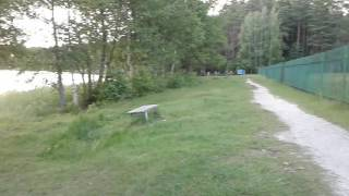 видео Подмосковье, Санаторий Озеро белое