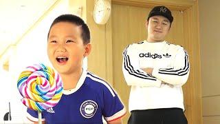 Johny Johny Yes Papa | eating banana & candy secretly | Nursery rhymes & Kids song By LoveStar