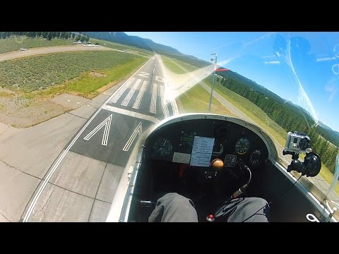 Emergency Landing - Less Scary if you think like a glider pilot - Mountain Soaring - Part 2