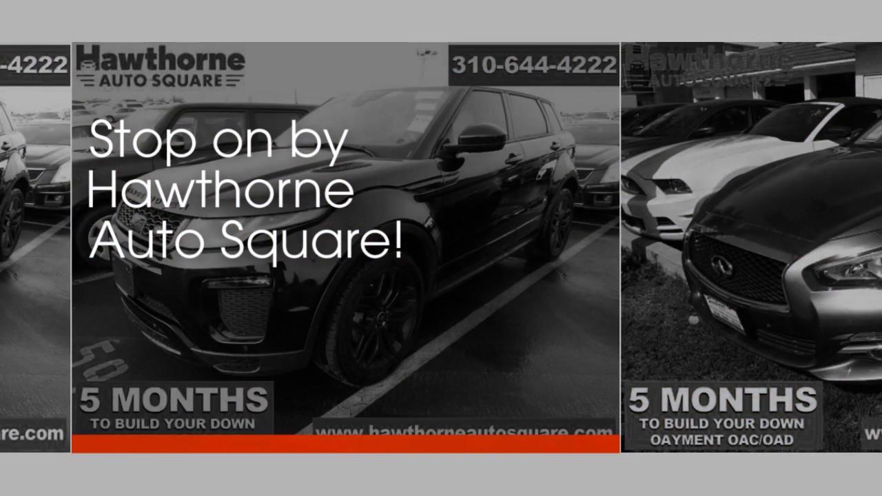 hawthorne auto square inventory youtube