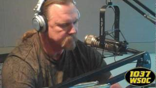 103.7 WSOC: Trace Adkins Interview (Pt. 2)