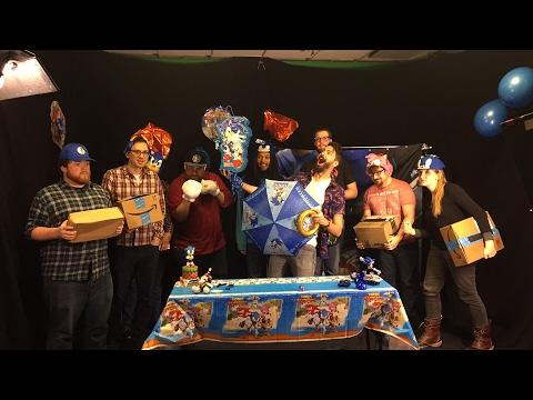 Secret Sonic Garbage Gift Exchange - LIVE!