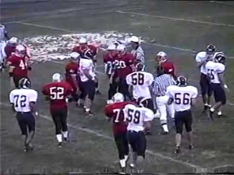 1999 Eagles Landing Christian Academy Chargers at Augusta Christian Lions (football)
