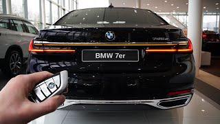 2020 BMW 7 Series 745e (394hp) - Sound & Visual Review!