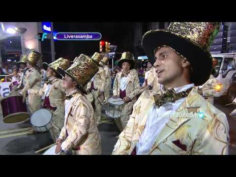 Desfile Escuela de Samba 2016 – Parte 1