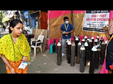 الهند: عدد الإصابات بفيروس كورونا يتجاوز عشرين مليونا  - 11:59-2021 / 5 / 4