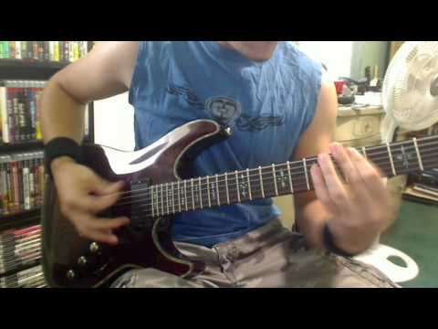Element Eighty - Parachute (Guitar Cover)