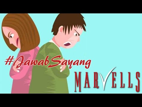 Marvells - Jawab Sayang [Official Lyric Video]