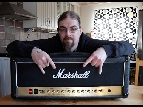 Marshall DSL100H Demo // High Gain // Best demo of 2017
