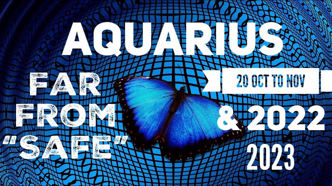 "Download Aquarius 20 Oct - November 2021 Full Moon Astrology Horoscope & 2022 / 2023 Trends : Far from ""Safe"""