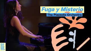 Fuga y Misterio - Piazzolla //The Piazzolla Orchestra (Sommerscenen LIVE)