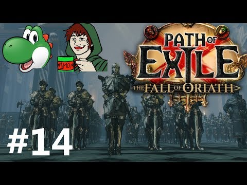 [REUPLOAD] Let's Play Path of Exile 3.0 - Part 14 [ACT 4]