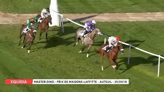 Vidéo de la course PMU PRIX DE MAISONS-LAFFITTE