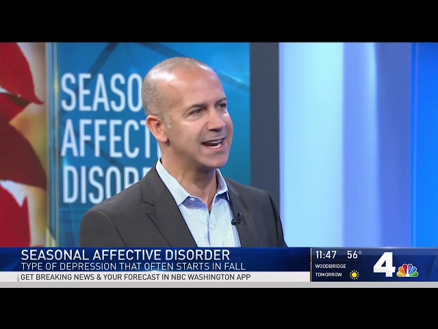 NBC4 - What You Can Do About Seasonal Affective Disorder