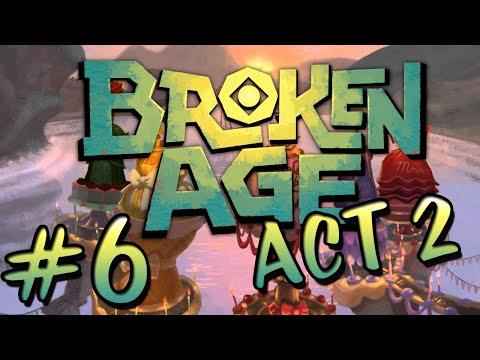 Broken Age Act 2 #6 - Mom