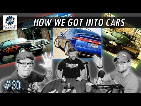 Diets, Detail Brushes & How We Got Into Cars | 030 | TRC PODCAST