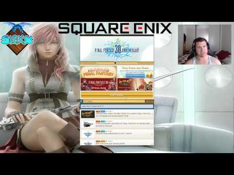 Explicación Final Fantasy Portal APP, instalación y uso.