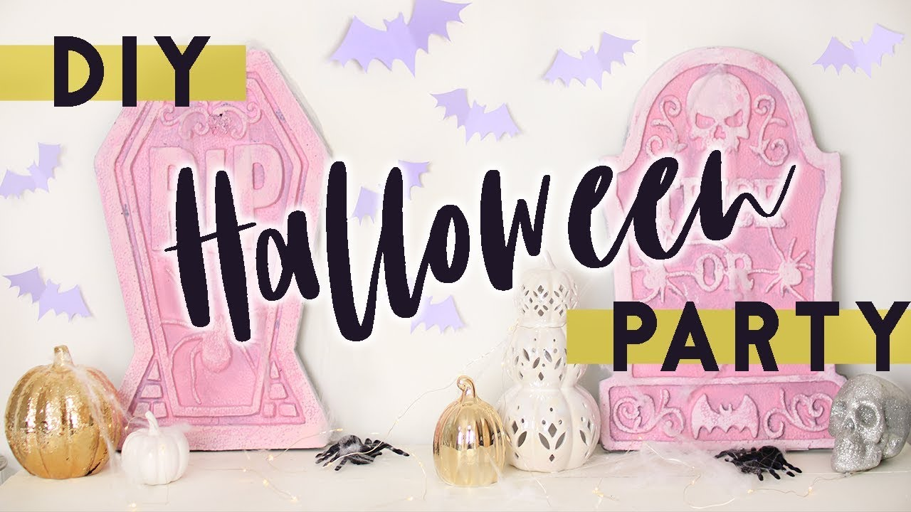 diy halloween party on a budget easy diy halloween party decorations and treats for 2017