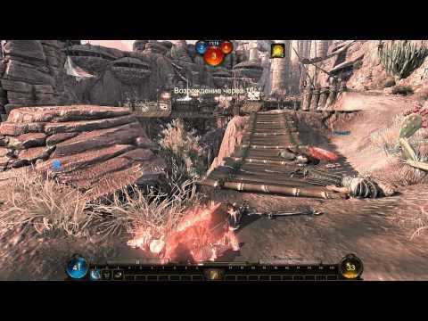 видео: игра с друзьями в panzar 1 часть