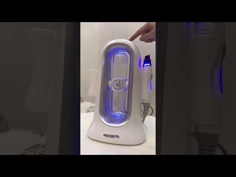 Hydra Facial Peel Dermabrasion Skin Rejuvenation Machine-myChway Video AF1314