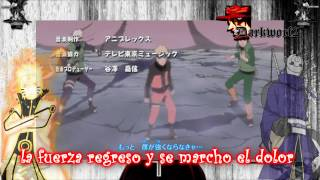 Naruto Shippuden Opening 14 [Fandub Latino] Tv size
