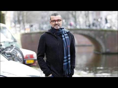 9c9a4a40e4aa63 George Michael in Amsterdam. (Is buried in Londen.) - YouTube
