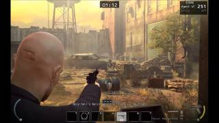 Agent 47 vs Lilly - Hitman Absolution