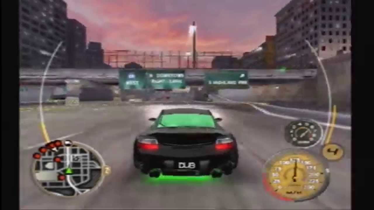 how to play midnight club la on pc