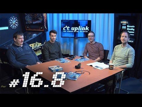 c't uplink 16.8: Hochsicherheits-Windows dank Restric'tor, Samsung-Dock DeX und Android-Malware