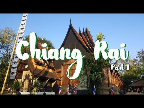 Chiang Rai Trip 2017
