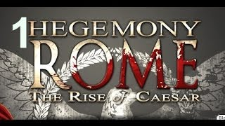 Hegemony Rome The Rise of Caesar - Migrants and Conquerers Let